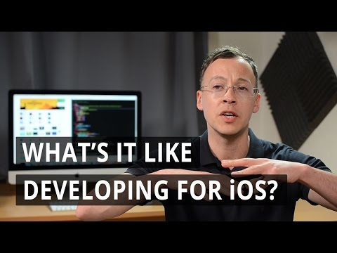 What's it like developing for iOS? | For Web Developers