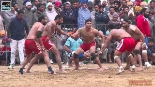 BIHLA (Barnala) Kabaddi Cup - 2015 || Quarter - Finals || HD || Part 2nd.