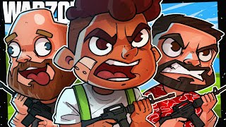 Getting Carried In Warzone By TimTheTatMan, Cloakzy, Courage...