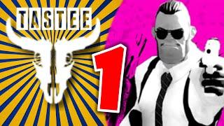 Tastee Lethal Tactics - MISSION 1: McALLEN PLAZA (Tastee Gameplay Review - First Mission Walkthrough