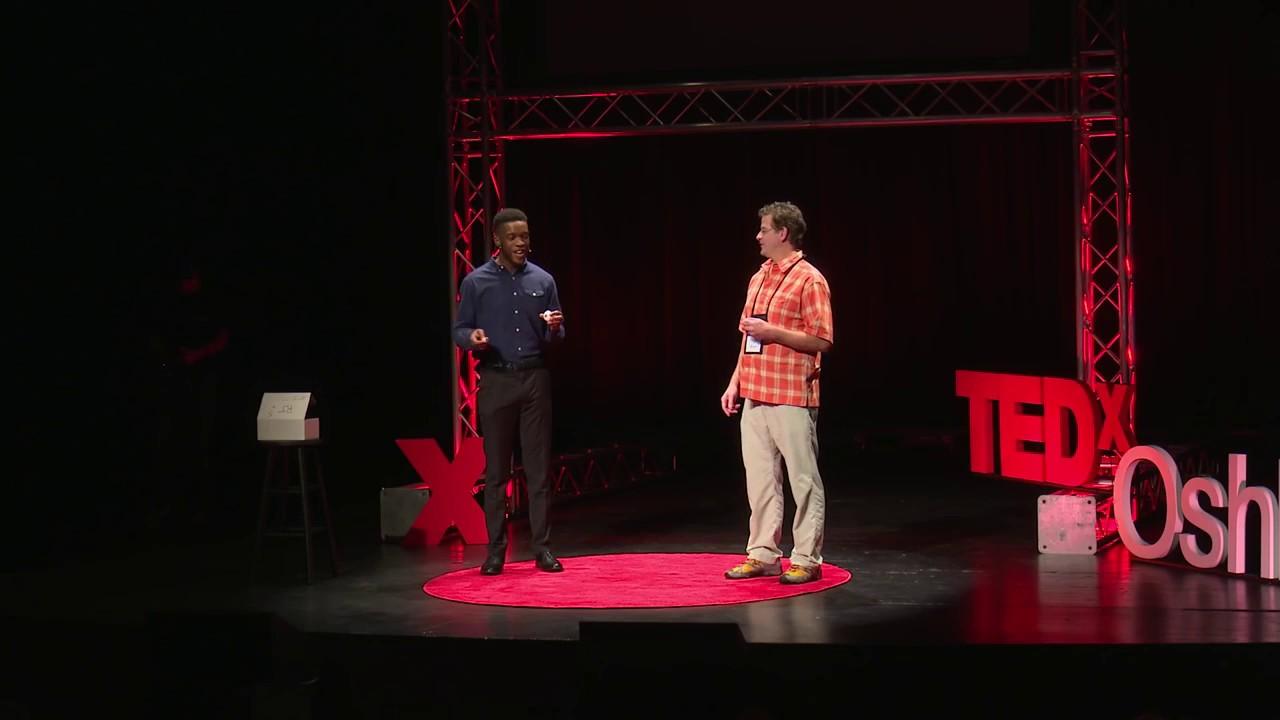The Ham Sandwich | RJ THE Magician  TEDxOshkosh
