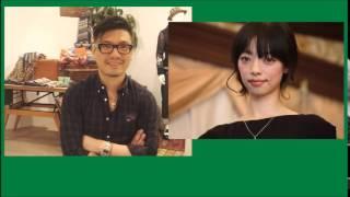 女優でモデルの市川実和子がデザイナーの丸山敬太の意外な一面を語ります.