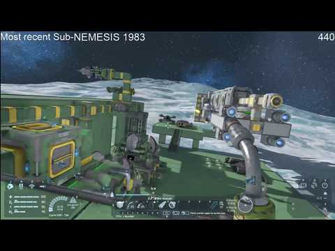 Space Engineers Live Stream: Stargate World Server- Best little Gas Station