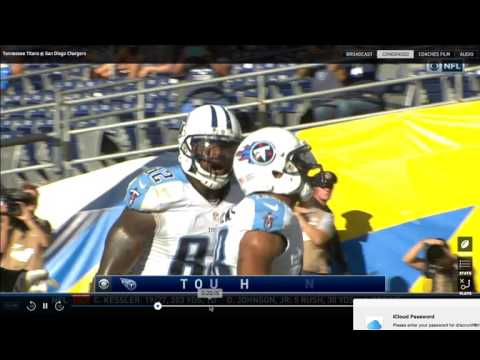 Tennessee Titans QB Marcus Mariota Film Review vs Chargers