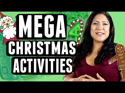 MEGA Holiday Activities & Ideas - CHEAP OR FREE!