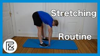 Stretching Routine für zuhause - Workout für Anfänger und Fortgeschrittene!