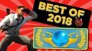 Best Global Elite Moments of 2018