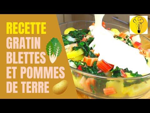 recette-🍽-gratin-de-blettes,-pommes-de-terre-et-béchamel- -cuisine-en-pratique