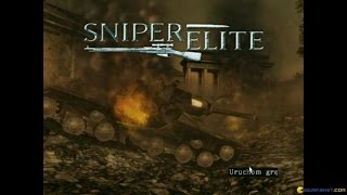 Sniper Elite: Berlin 1945 gameplay (PC Game, 2005)