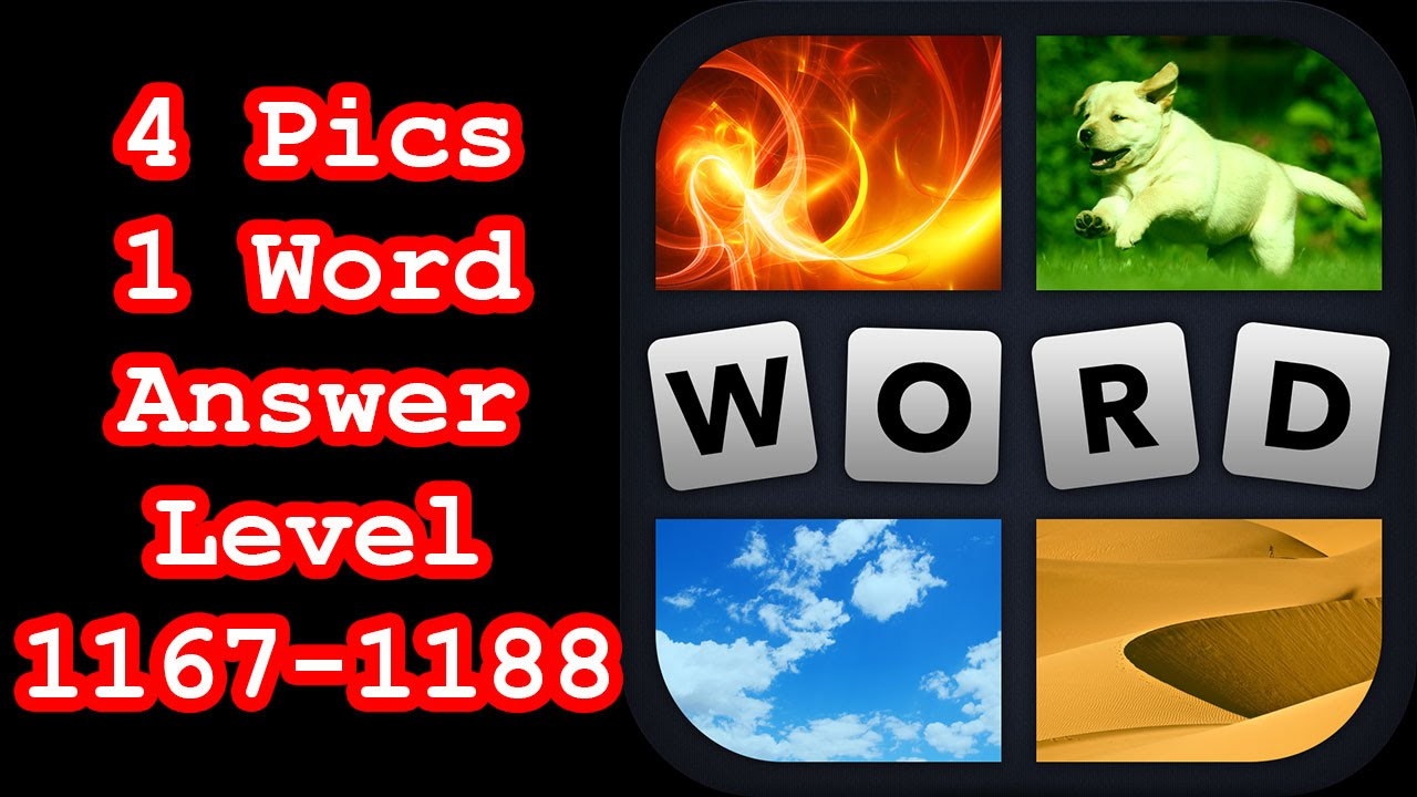 4 pics 1 word 8 letters ANSWERS! Easy search
