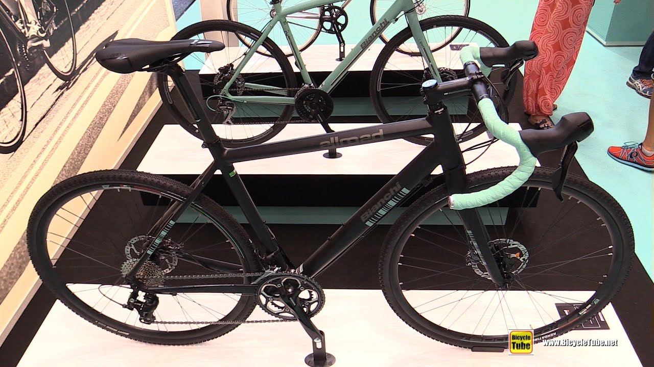 2017 Bianchi Allroad Cyclo Cross Bike Walkaround 2016