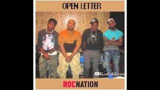 Jay Z - Open Letter (Instrumental Remake W/Hook) *No Loop* Prod @KaCeBeatz
