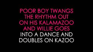 Creedence Clearwater Revival Down On The Corner karaoke