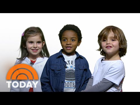 Valentine's Day Questions Answered By Adorable Kids   TODAY