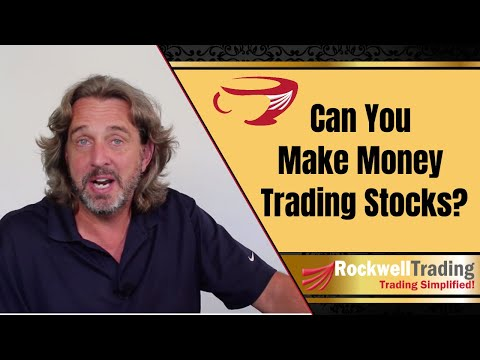 Can You Make Money Trading Stocks?
