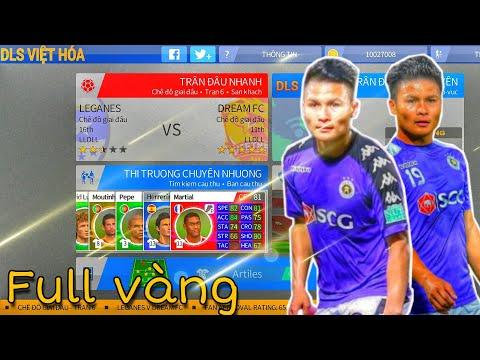 cách hack dream league soccer 2016 android - ( DLS VIỆT HÓA ) Hướng dẫn tải lại Dream League Soccer 2016 Việt Hóa + Full Vàng + Chuẩn Logo