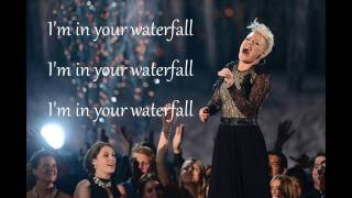 Stargate - Waterfall Lyrics (ft. P!nk, Sia)