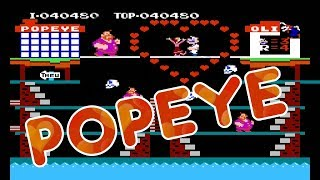 Bikachu - Popeye - Thủy thủ Popeye cứu cô hàng xóm