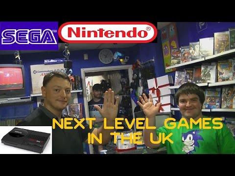 Next Level Games Videogame Store in UK - Adam Koralik