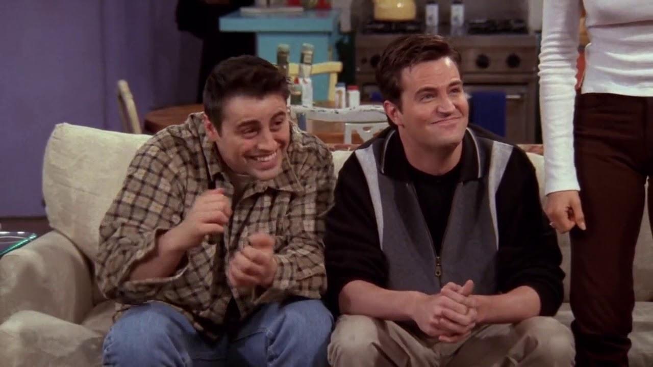 Friends - The Apartment Switch Quiz (Part 2/3)