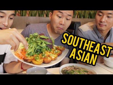 SOUTHEAST ASIAN FUSION FOOD (Tai-Kadai) - Fung Bros Food