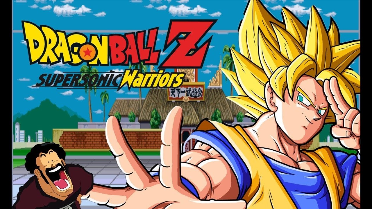 Resultado de imagen para Dragon Ball Z: Supersonic Warriors