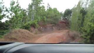 Driving a Jeep at Ka