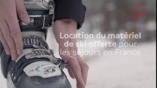 Sunweb - Séjour au ski France