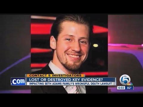 Seth Adams shooting case update