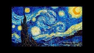 Van Goghs Starry Night Illusion AMAZING