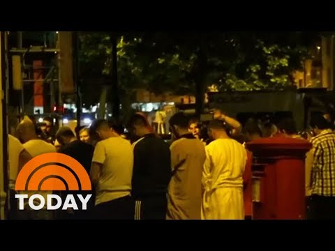 Another Deadly Terror Attack Strikes London Mosque | TODAY