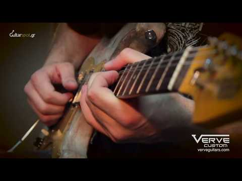 Verve Custom Guitars - Stellar & Exotic Series | Review | Guitarspot.Gr