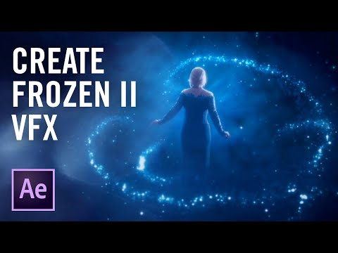 Cheap Tricks | Frozen II VFX tutorial thumbnail