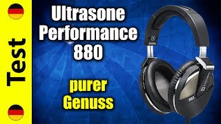 Ultrasone Performance 880 Test | Purer Genuss