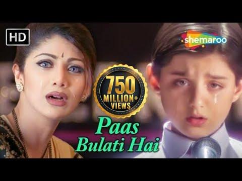 Paas Bulati Hai Itna Rulati Hai  Jaanwar Songs HD  Shilpa Shetty  Sunidhi Chauhan  Alka Yagnik