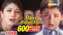 Paas Bulati Hai Itna Rulati Hai | Jaanwar Songs [HD] | Shilpa Shetty | Sunidhi Chauhan | Alka Yagnik