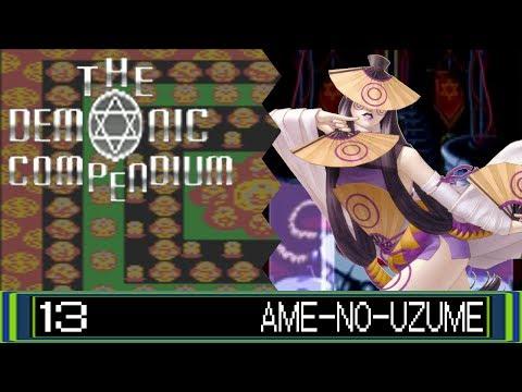 The Demonic Compendium - Ame-no-Uzume