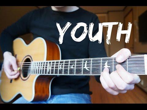 Troye Sivan - YOUTH - Guitar Cover | Mattias Krantz