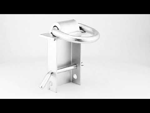 Vulcan Stake Pocket D-Ring Anchor Tie Down