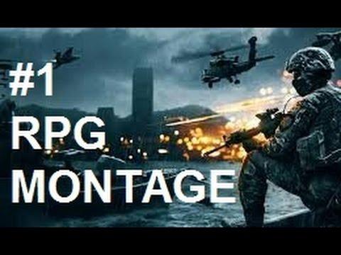 Battlefield 4  A Short RPG Montage #1 (ReZxRaGe)