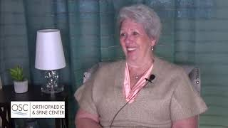 Patient Testimonial with Helen Beebe