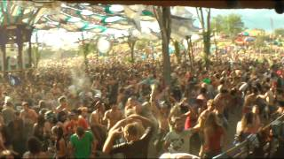 Ozora Festival 2012 Featuring Sonic Species - Generation X
