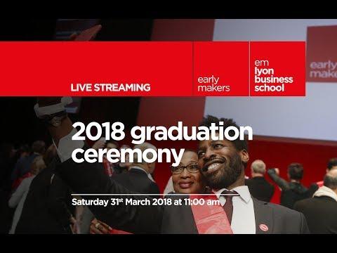 2018 graduation ceremony / cérémonie de remise des diplômes