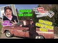 CRUSHED SSR STORY a RUSTY '65  & 100 YEARS OF CHEVY TRUCKS with RICK CONTI