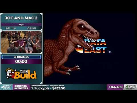 Joe and Mac 2 by dram55 in 21:36 - AGDQ 2017 - Part 24