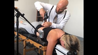 Cracks & Relax NO MID ROLL ADS ASMR Sleep Chiropractic 1 Hour