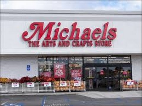Michaels craft store haul youtube for Coupons michaels arts and crafts