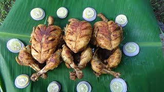 Tandoori Chicken prepared in my Village by Grandma | Village Life