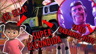 7 ДЕТАЛЕЙ, ЯКІ НЕ побачив В TOY STORY 4   DUke KABooM в НЕЙМОВІРНІ і посилань Pixar!