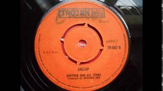 brother dan all stars - gallop